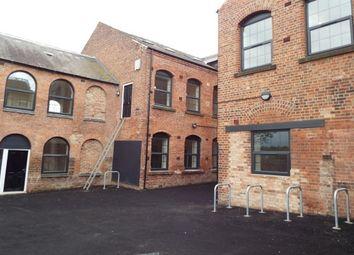 Thumbnail 1 bed flat to rent in Erewash Works, Ilkeston