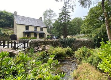 Thumbnail Detached house for sale in The Mill House, Penbryn, Cardigan