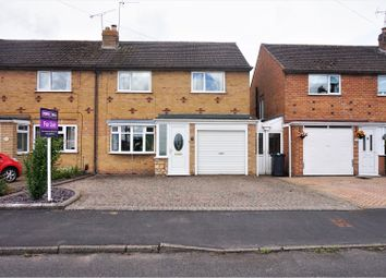 Thumbnail 3 bed semi-detached house for sale in Park Avenue, Studley