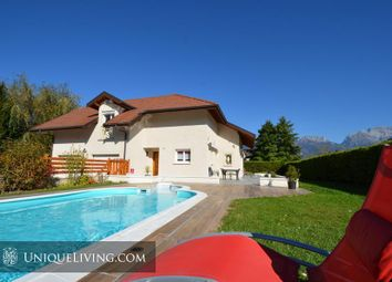 Thumbnail 7 bed villa for sale in Annecy, French Alps, France