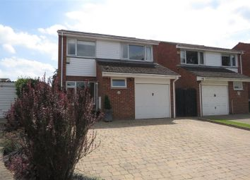 Thumbnail 4 bed detached house for sale in Beech Avenue, Biggleswade