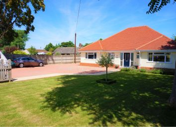 Thumbnail 4 bed detached bungalow for sale in Pewsey Road, Pewsey