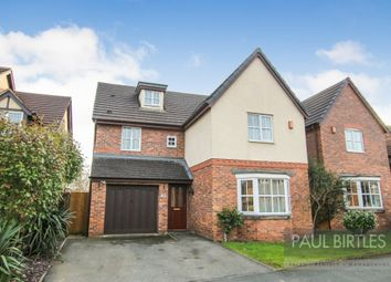 Thumbnail 5 bed detached house for sale in Minster Drive, Davyhulme