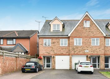 Thumbnail 3 bed end terrace house for sale in Thornton Mews, Cambridge Road, Crowthorne, Berkshire