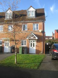 Thumbnail 3 bed town house to rent in Merlin Road, Birkenhead, Wirral