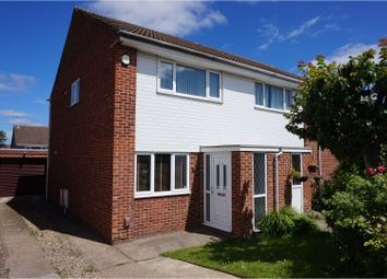 Thumbnail 2 bed semi-detached house for sale in Hexham, Washington