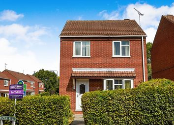 Thumbnail 3 bed detached house for sale in Aspen Rise, Shirland, Alfreton