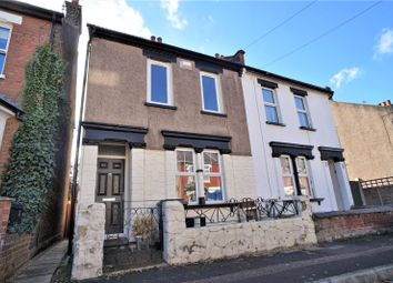 Thumbnail 2 bed semi-detached house for sale in Bartlett Road, Gravesend, Kent