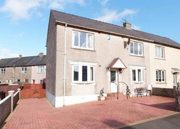 Thumbnail 4 bed semi-detached house for sale in Park Road, Harthill, Shotts, North Lanarkshire