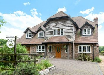 Thumbnail 4 bed detached house for sale in Lee Ground, Whiteley, Hampshire