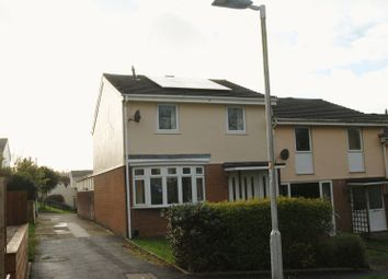 Thumbnail 3 bed semi-detached house to rent in Westfield, Plympton, Plymouth
