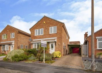 Thumbnail 4 bed detached house for sale in Darricott Close, Rainworth, Mansfield
