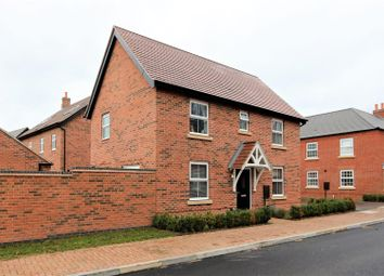 Thumbnail 3 bed detached house for sale in Potters Way, Measham
