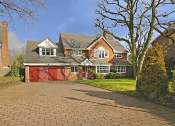 Thumbnail 4 bed detached house for sale in Blattner Close, Elstree, Borehamwood