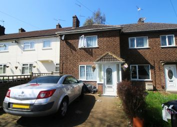 Thumbnail 2 bed terraced house for sale in The Octagon, Corby, Nottinghamshire
