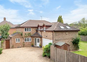 Thumbnail 5 bedroom detached house for sale in Boyneswood Road, Medstead, Hampshire