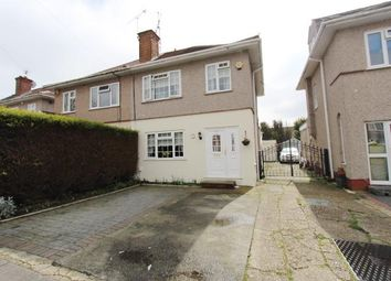 3 bed semi-detached house for sale in Kingshill Avenue, Hayes, Middlesex UB5