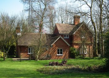 Thumbnail 4 bed detached house to rent in Post Box Cottage, Windlesham Road, Chobham, Woking, Surrey