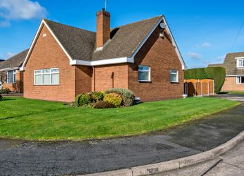 Thumbnail 2 bed detached bungalow for sale in South Close, Cannock