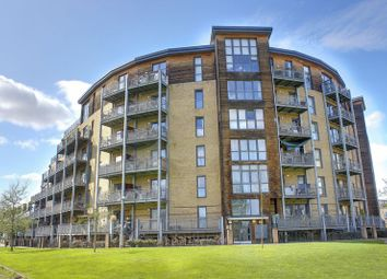 Thumbnail Studio for sale in Limehouse Lodge, Harry Zeital Way, London