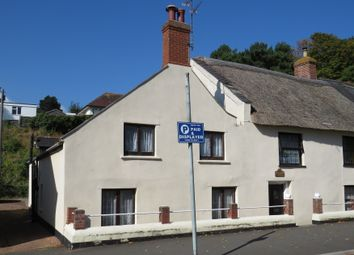 Thumbnail 4 bed end terrace house for sale in Quay Street, Minehead
