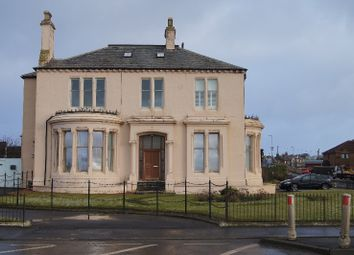 Thumbnail 3 bed flat for sale in South Crescent Road, Ardrossan, North Ayrshire