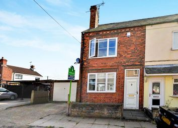 Thumbnail 2 bed semi-detached house for sale in South Street, Newton, Alfreton