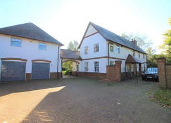 Thumbnail 6 bed detached house for sale in Pottersheath Road, Welwyn