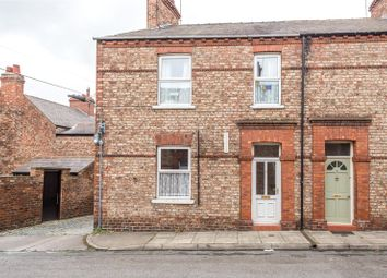 Thumbnail 3 bed end terrace house for sale in Cycle Street, York
