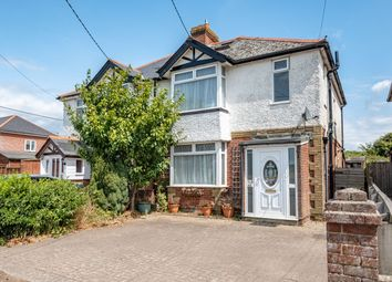 Thumbnail 3 bed semi-detached house for sale in Place Road, Cowes, Isle Of Wight
