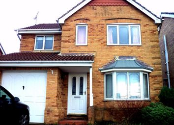 Thumbnail 4 bedroom detached house to rent in Penrose Court, Selston, Nottingham