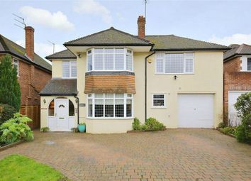 Thumbnail 5 bed detached house for sale in Newberries Avenue, Radlett, Hertfordshire
