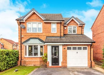 Thumbnail 4 bedroom detached house for sale in Admiral Biggs Drive, Treeton, Rotherham
