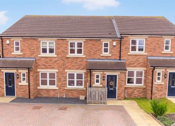 Thumbnail 3 bedroom town house for sale in Barley Fields Close, Garforth, Leeds