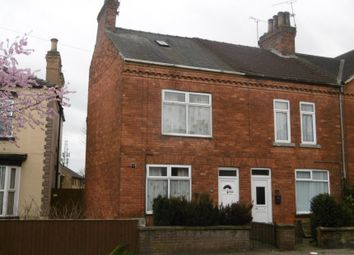 Thumbnail 2 bed terraced house for sale in 60 Lea Road, Gainsborough, Lincolnshire