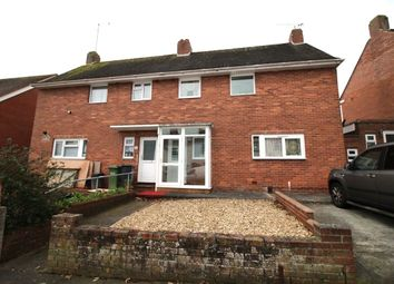 Thumbnail 3 bed terraced house to rent in Dryden Road, Exeter