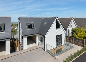Thumbnail 4 bed detached house for sale in Martindown Road, Seasalter, Whitstable
