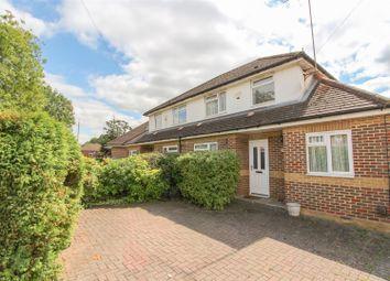 Copthall Road East, Ickenham, Uxbridge UB10. 3 bed semi-detached house