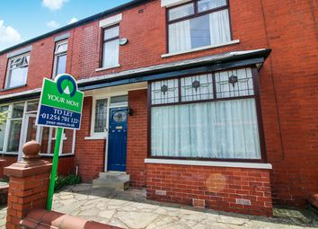 Thumbnail 3 bed terraced house to rent in Davenham Road, Darwen