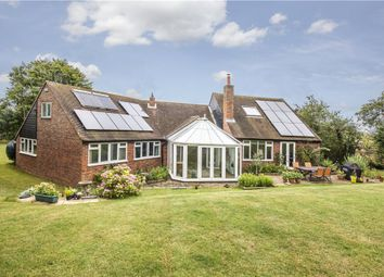 Thumbnail 5 bed detached house for sale in Foxhill Lane, Playhatch, Reading