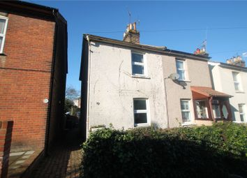 Thumbnail 2 bedroom semi-detached house to rent in Rose Street, Tonbridge