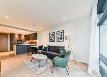 Thumbnail 1 bed flat to rent in Worship Street, London