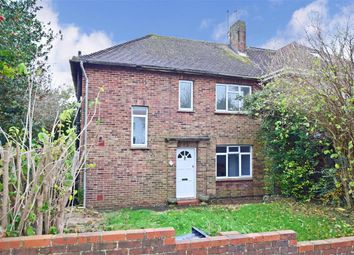 Thumbnail 3 bed semi-detached house for sale in Summersdeane, Southwick, Brighton, West Sussex
