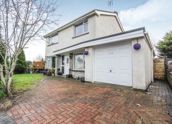 Thumbnail 3 bedroom detached house for sale in St. Marys View, Coychurch