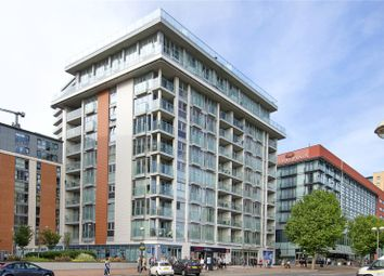 Thumbnail 2 bed flat for sale in The Oxygen, 18 Western Gateway, London