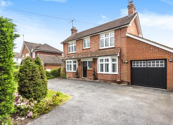 Thumbnail 3 bed detached house for sale in Fleet, Hampshire
