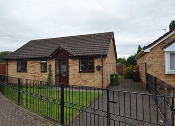 Thumbnail 2 bedroom detached bungalow for sale in St. Andrews Close, Bulwell, Nottingham