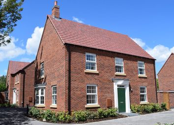 "Thumbnail 4 bedroom detached house for sale in ""Cornell"" at Dunbar Way, Ashby-De-La-Zouch"
