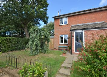 Thumbnail 2 bed semi-detached house for sale in Eckersley Drive, Fakenham