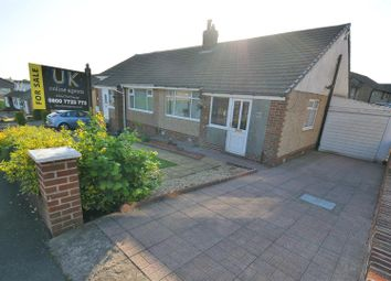 Thumbnail 2 bed semi-detached bungalow for sale in Oakwood Avenue, Blackburn